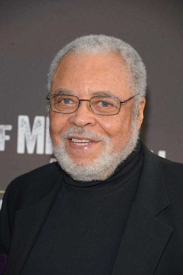 James Earl Jones (83) - Dr. Fantástico (1964); Conan, o Bárbaro (1982); Campo dos Sonhos (1989)  (Foto: Getty Images)