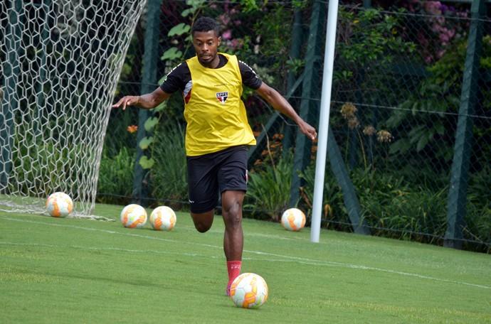 Michel Bastos São Paulo (Foto: site oficial / saopaulofc.net)