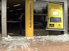Caixas eletrônicos são explodidos em três municípios de Goiás