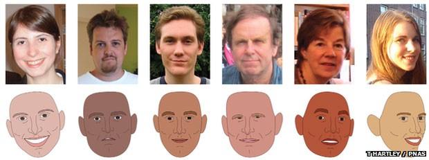 a8d3bfdeb7401 G1 - Estudo de rostos revela ciência da primeira impressão ...