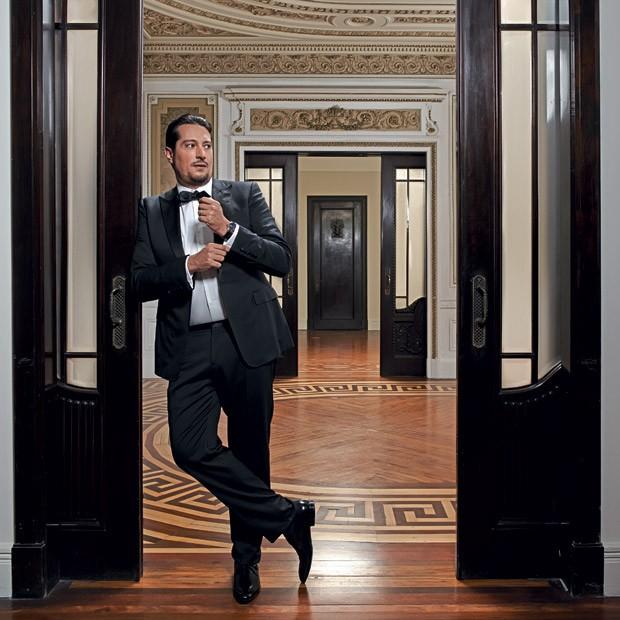 Igor Trafane, o Federal, é o dono do pôquer no Brasil (Foto: Pedro Dimitrow)