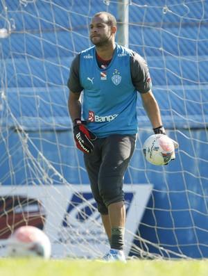 Goleiro Marcelo deve iniciar pela primeira vez como titular no Paysandu (Foto: Marcelo Seabra/O Liberal)