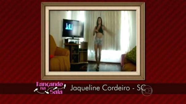 dançando na sala (Foto: Reprodução/TV Globo)