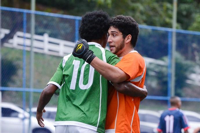 Cabofriense vence o Botafogo no carioca de futebol 7 (Foto: Léo Borges / Na Jogada)