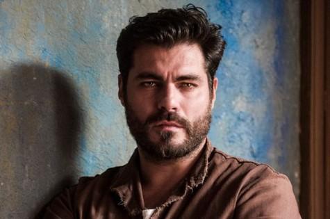 Thiago Lacerda: vilão em novela (Foto: Cynthia Salles/ TV Globo)