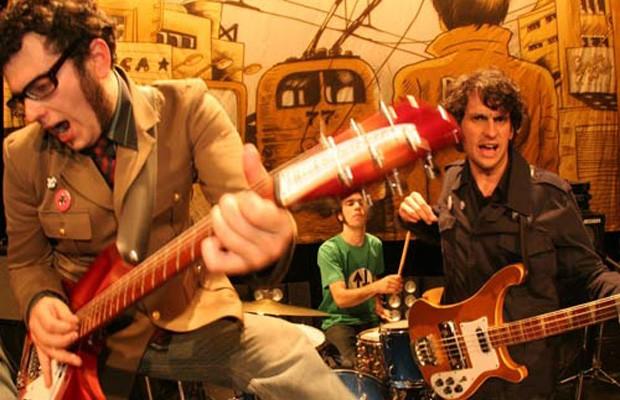 Com muito sangue e suor, a banda vem traçando uma história super importante no cotidiano musical da capital paranaense (Foto: Divulgação)