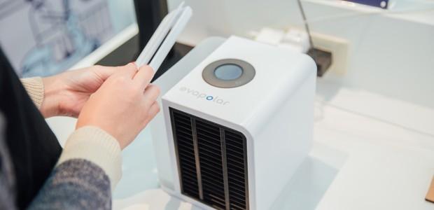 ar-condicionado portátil (Foto: Reprodução)