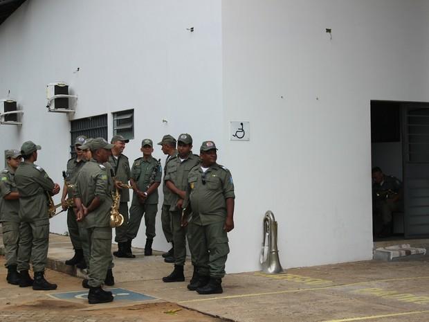 Polícia Militar do Piauí (Foto: Catarina Costa/G1 PI)