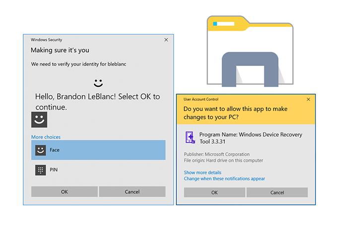Windows 10 teve modificações em alguns elementos da interface (Foto: Divulgação/Microsoft)