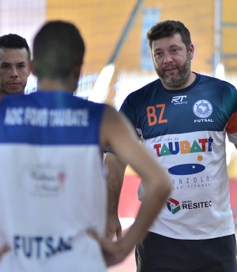 Bruno Zuchinalli Taubaté Futsal (Foto: Jonas Barbetta/ Top 10 Comunicação)
