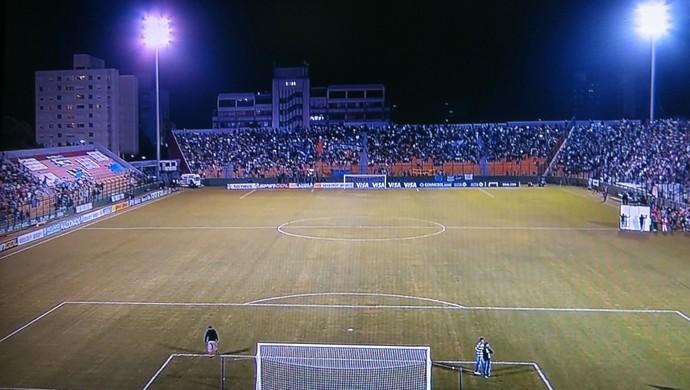 Estádio Domingo Burgueno (Foto: Reprodução)