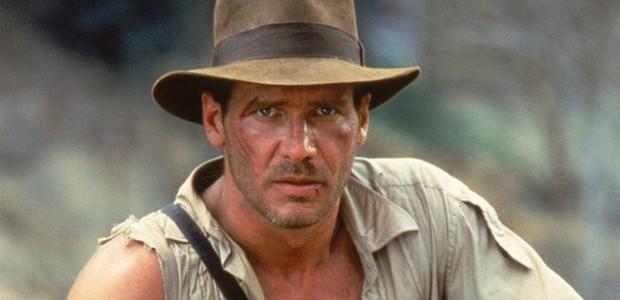 Indiana Jones e seu indefectível fedora (Foto: Reprodução)