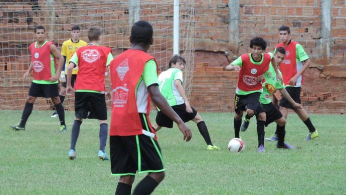 Presidente Prudente Futebol Clube, PPFC (Foto: Valmir Custódio/GloboEsporte.com)