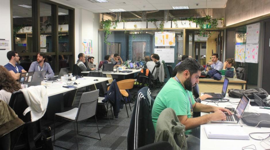 Participantes do Startup Farm: novo programa (Foto: Divulgação/Amanda Camasmie)