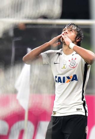 Corinthians x Santa Cruz Romero (Foto: Marcos Ribolli)