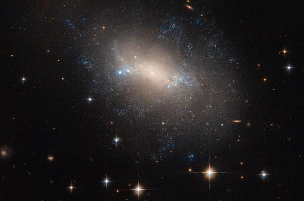 Céu estrelado (Foto: Reprodução/Twitter @Nasa)