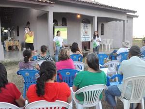 Mais informação aos agricultores (Foto: Divulgação/Rio Rural)