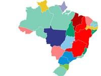 mapa (Foto: Editoria de Arte/G1)