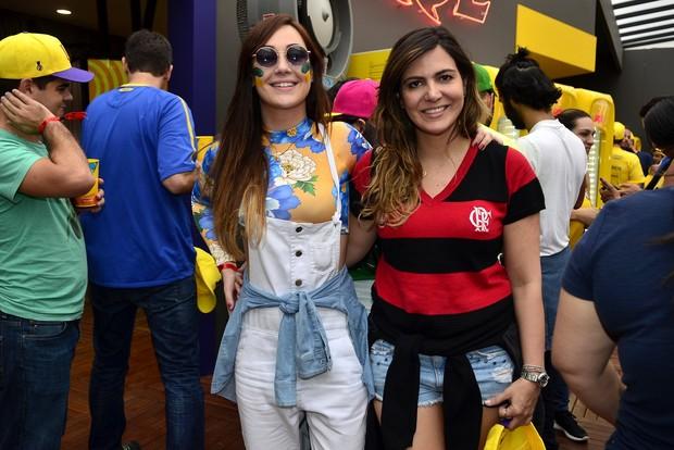 Josie Pessoa e Carol Sampaio (Foto: Roberto Teixeira / EGO)