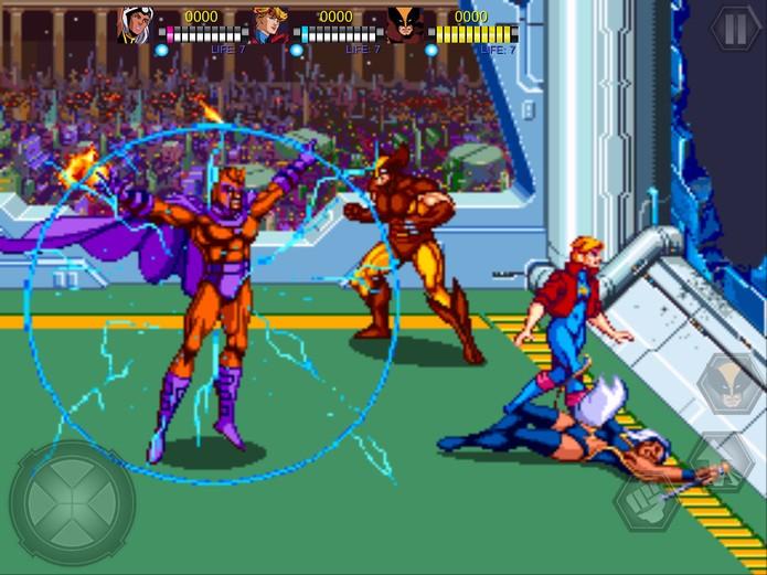 X-Men no iOS (Foto: Divulgação/Konami)