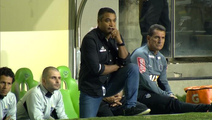Roger Machado Atlético-MG (Foto: Reprodução / Premiere)