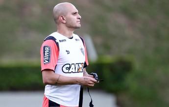Fábio Santos lembra virada, em 2014, sofrida para o Galo, e acredita no título