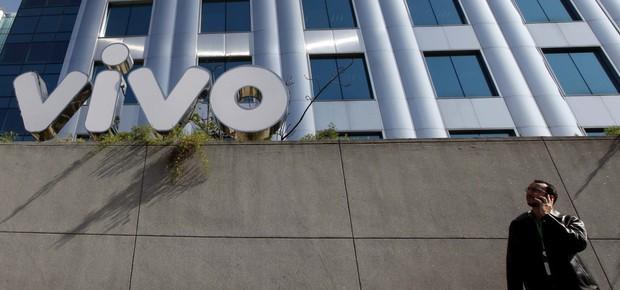 Sede da operadora de telefonia móvel Vivo , que pertence à Telefônica (Foto: Nacho Doce/REUTERS)