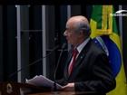Interrogatório de Dilma no Senado: José Pimentel pergunta