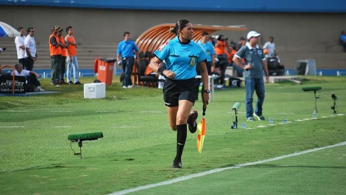 Márcia Bezerra Caetano (Foto: FFER/ Divulgação)