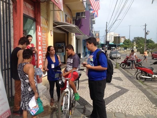 Cidade de Paranaguá vive epidemia de dengue, segundo Secretaria de Saúde (Foto: Luiza Vaz/ RPC)