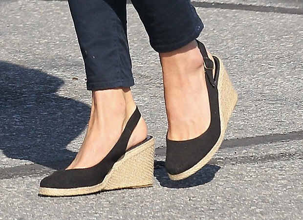 Espadrilles de Kate Middleton (Foto: Getty Images)