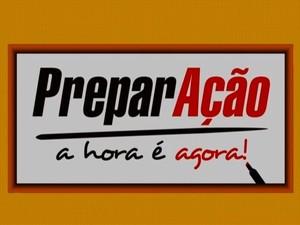 Preparação TV Grande Rio (Foto: Reprodução/ TV Grande Rio)