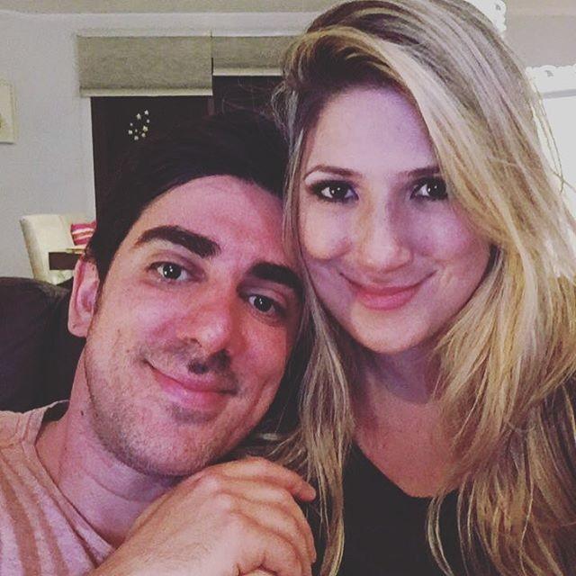 Marcelo Adnet e Dani Calabresa (Foto: Reprodução Instagram)