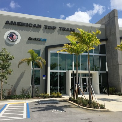 American Top Team, ATT, Coconut Creek (Foto: Evelyn Rodrigues)
