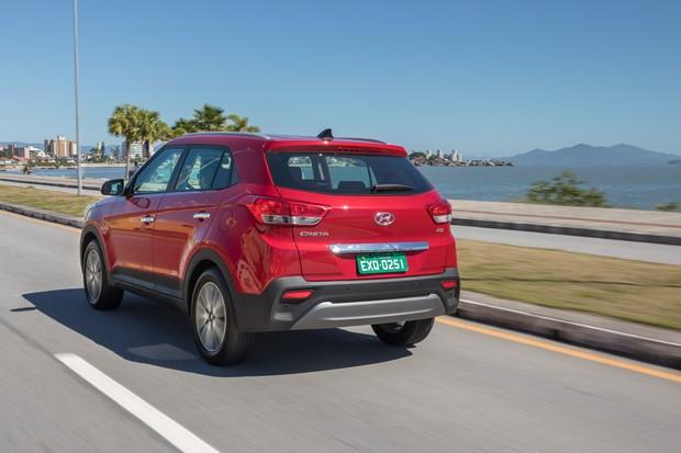 Hyundai Creta 2.0 Prestige (Foto: Marcos Camargo / Autoesporte)