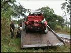 Três pessoas da mesma família morrem em acidente na Raposo