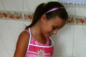 Rafa Gomes The Voice Kids (Foto: Reprodução/ RPC)