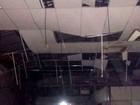 Grupo armado com fuzis explode cofre de agência bancária em Saltinho