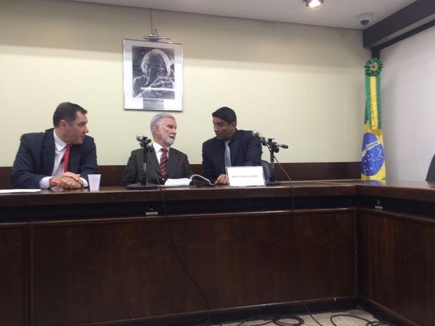 Advogado de político já adiantou que Jardel não vai responder perguntas (Foto: Jonas Campos/RBS TV)