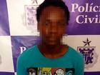 Após ser flagrado por câmeras, jovem é preso por assaltar mais de 60 ônibus