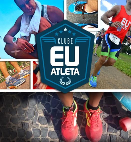 Clube  Eu Atleta (Editoria de Arte)