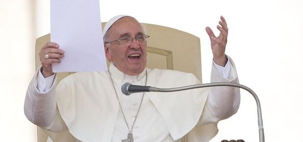 Papa Francisco (Foto: AP Photo/Alessandra Tarantino)