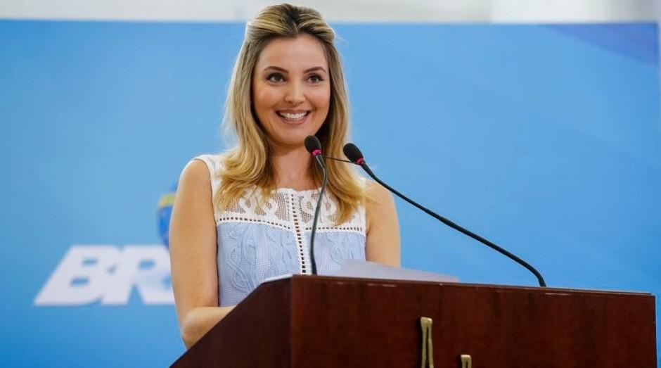 Marcela Temer, primeira-dama (Foto: Antonio Cruz/Agência Brasil)