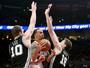 Blazers ganham presente no fim e vencem amistoso de luxo contra Spurs