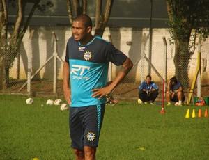 Boka novo atacante do São José (Foto: Filipe Rodrigues)