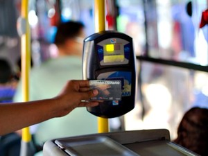 Carga Embarcada vai dar mais agilidade aos usuários dos cartões Passa Fácil, Cidadão e Vale Transporte (Foto: Divulgação/ Sinetram)