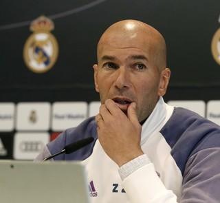 zinedine zidane, real madrid (Foto: EFE/Ballesteros)