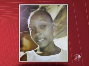 Menina de 11 anos morre após ser esfaqueada (Foto: Reprodução/TV Bahia)