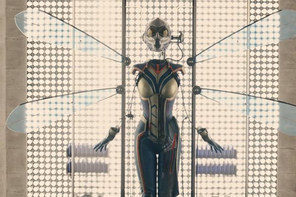 Vespa será uma excelente adição ao universo do Homem-Formiga (Foto: Reprodução)
