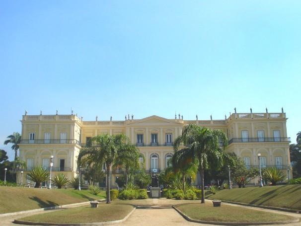 O Museu Nacional da Quinta da Boa Vista é também um dos campi da UFRJ (Foto: Divulgação)